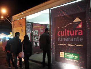 Ao longo dos cinco dias de evento, muitos visitantes passaram pelo estande e se interessaram pela exposição sobre as feiras agropecuárias de Teresópolis