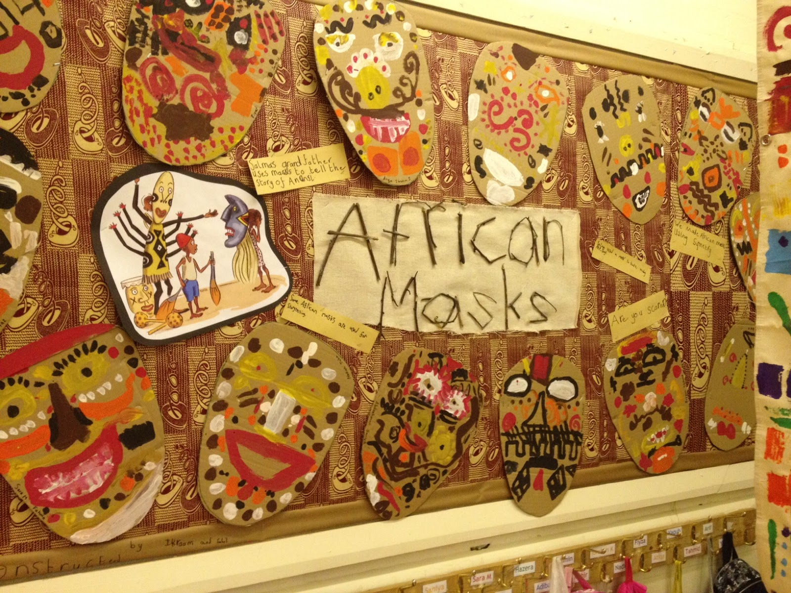 Africa Display Ideas | Dean\'s Primary Displays and Ideas