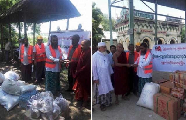 'Allah Mengirimkan Banjir Agar Myanmar Sadar' Islam Bukan Agama Pendendam