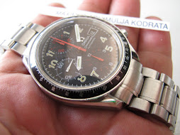 OMEGA SPEEDMASTER MILITARY CHRONOGRAPH - AUTOMATIC