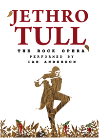 Ian Anderson Jethro Tull Rock Opera tour UK September