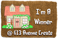 2 x 613 Avenue Create Winner