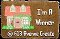 2 x 613 Avenue Create Winner