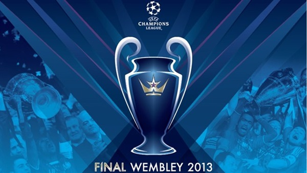 champions league final 2013 date time