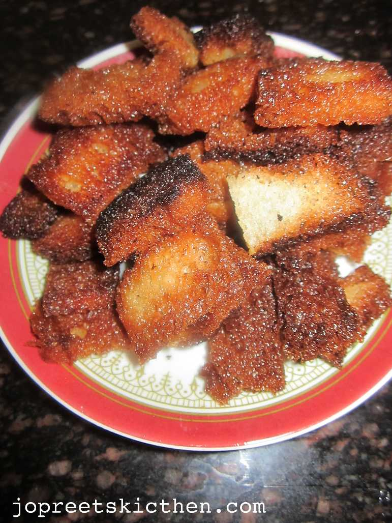 Bread halwa recipe bread ka halwa recipe bread sheera recipe