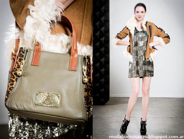 Carteras invierno 2013 Jazmin Chebar moda