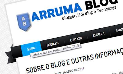 IMAGEM: Criando uma página Sobre (igual ou melhor a deste blog)