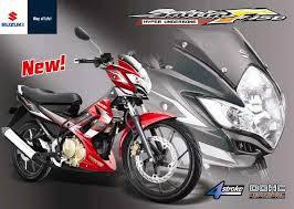 Harga Motor Satria Fu Terbaru 2013