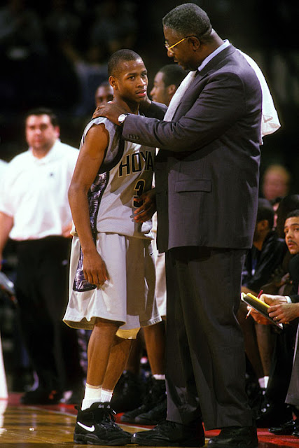 "#letusbeopen: Spotlight: Allen ""The Answer"" Iverson"