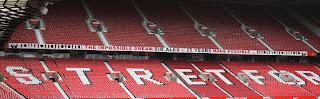 Alex Ferguson's Stretford End Banner