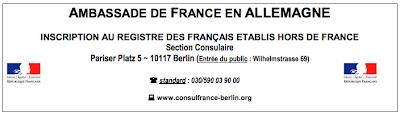 Comment s'incrire sur le Registre des Français de l'Etranger