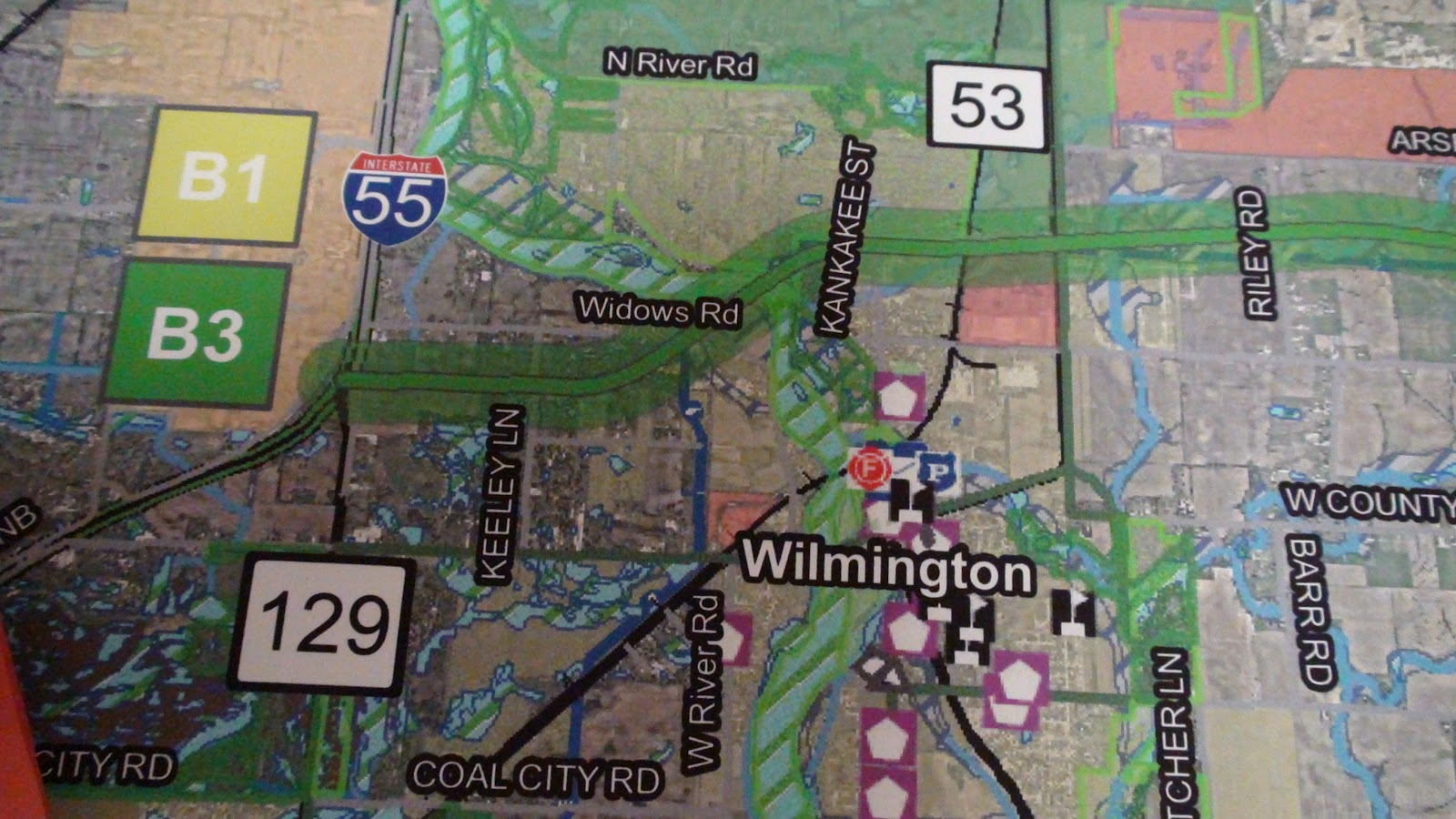 Will County News Illiana Expressway B3 Route Discussed At