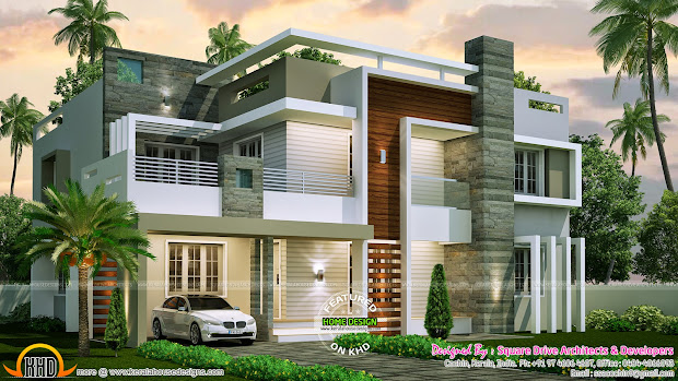 Contemporary Home Modern House Plans Designs - Vtwctr
