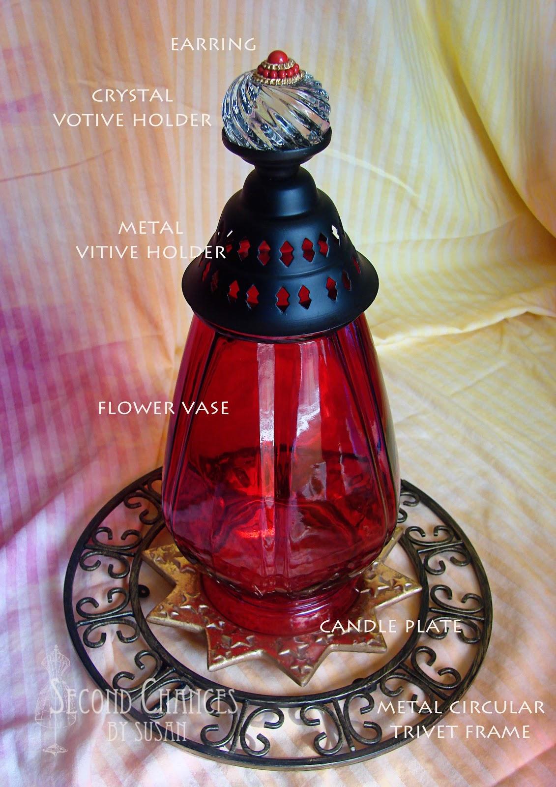 Party decoration ideas moroccan metal lantern - Diy Moroccan Lanterns Party Decor