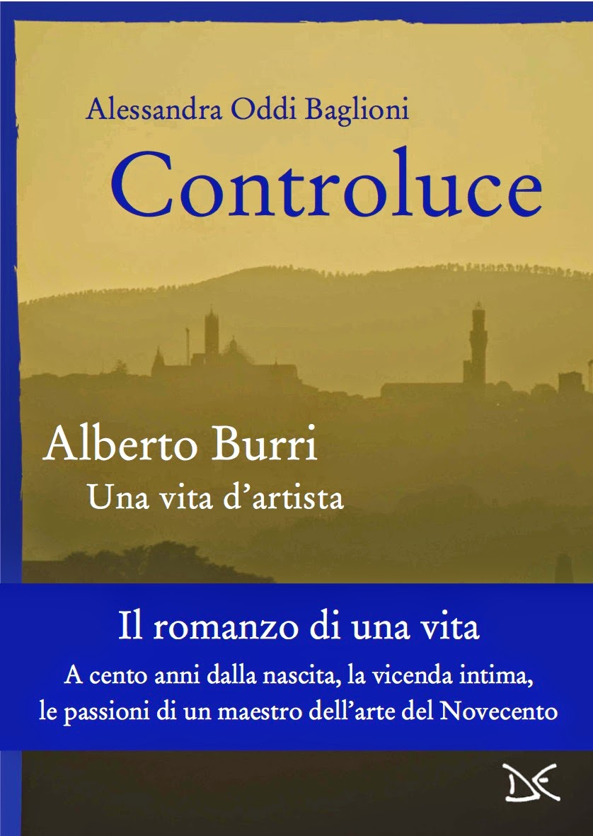 Controluce Alberto Burri una vita di artista