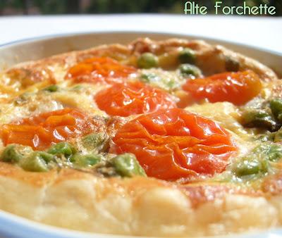 mini quiche con pomodorini &… perfette per le vacanze!