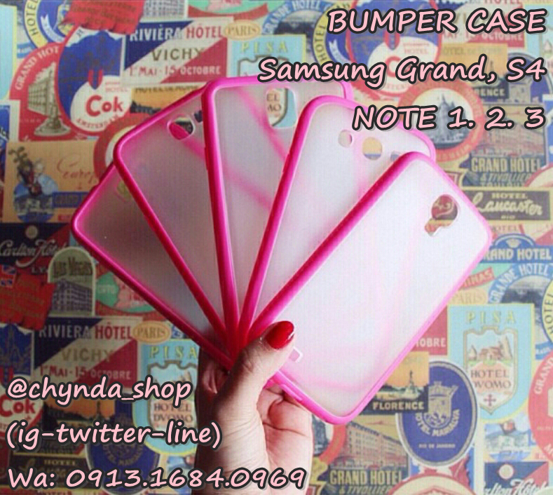 cover case for iphone 4 5 samsung grand note 1 2 3 s3 s4 cuma 85rb