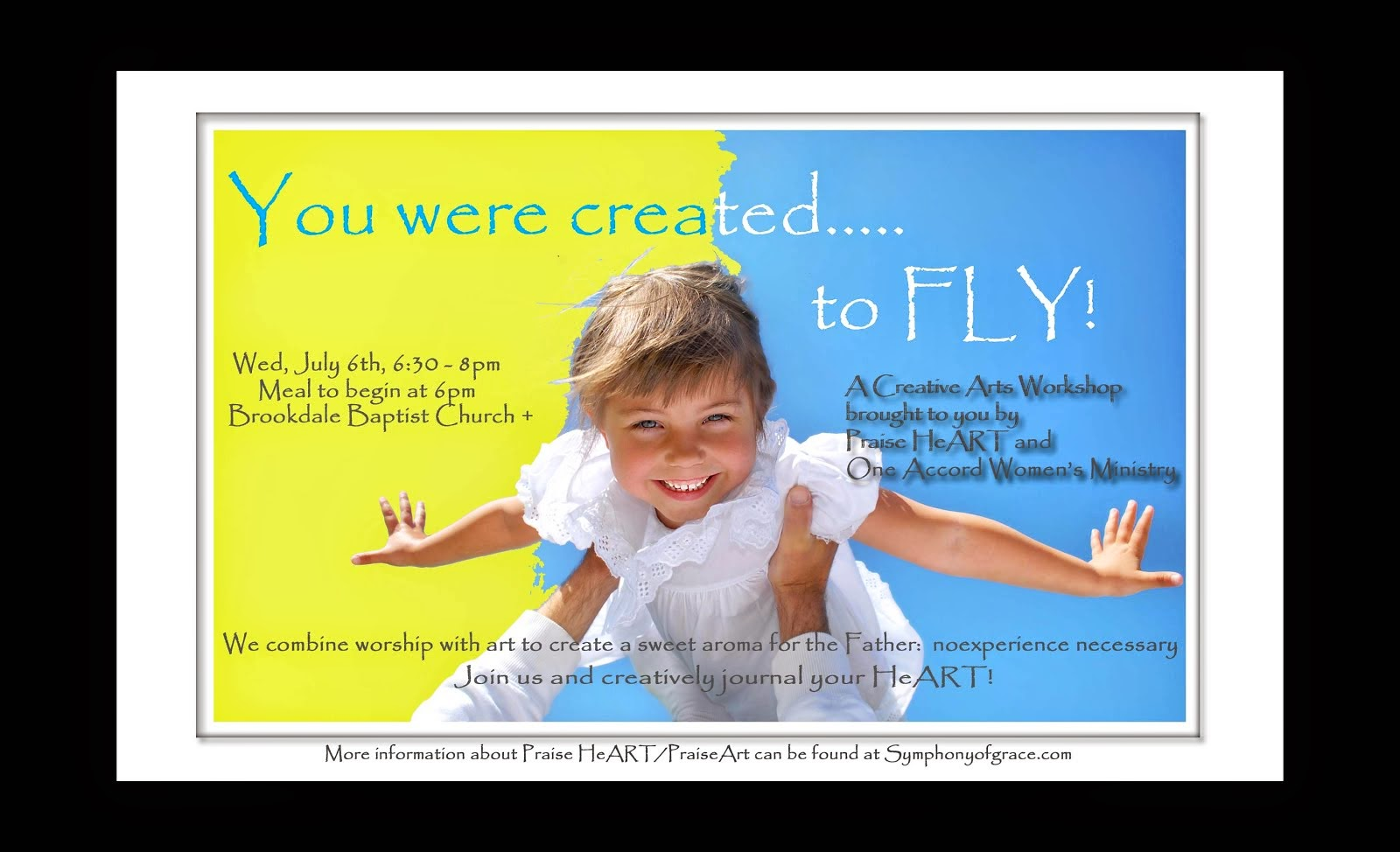 Created to Fly!