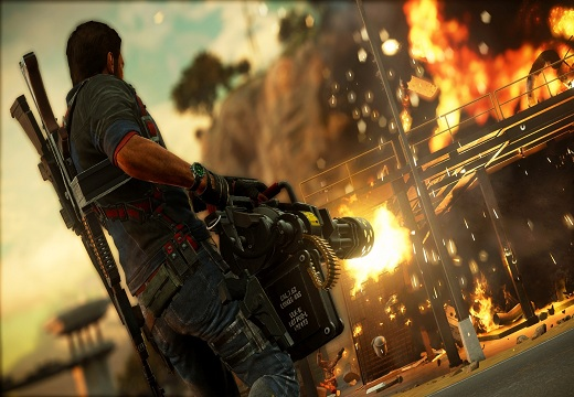 Free Download  Just Cause 3 PC Game