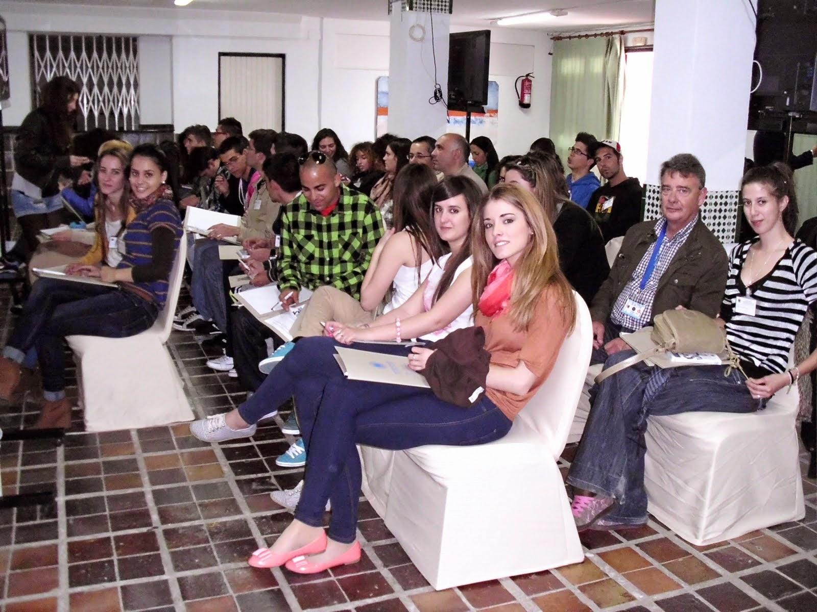 En los cursos de la UGR en Mojácar