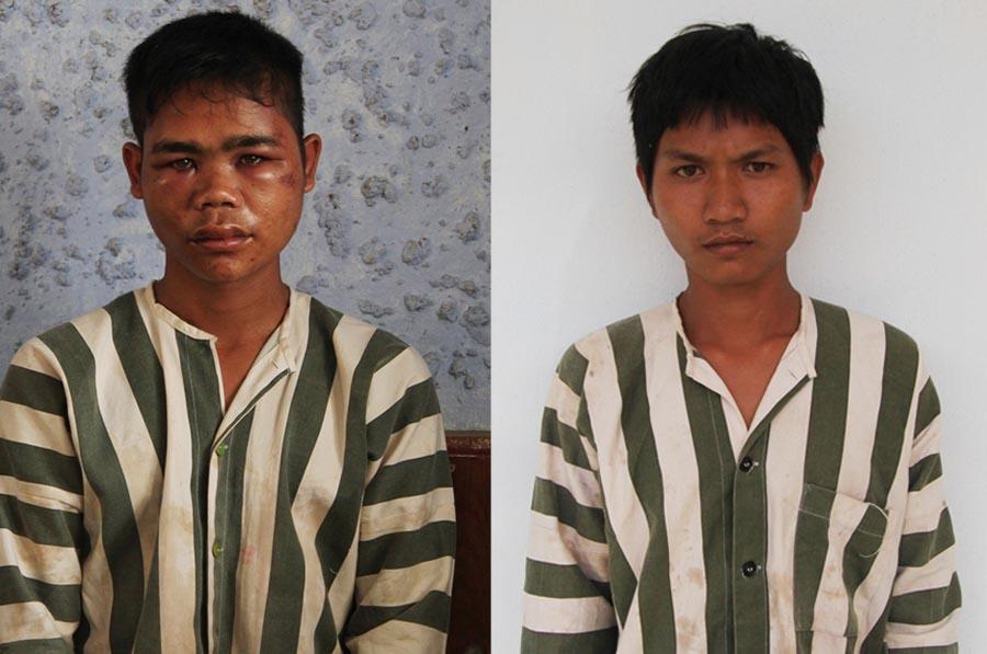Gia Lai: Công an thị xã Ayun Pa - Bắt khẩn cấp hai tên cướp tiệm vàng