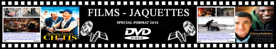 FILMS - JAQUETTES