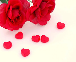 cartas y rosas