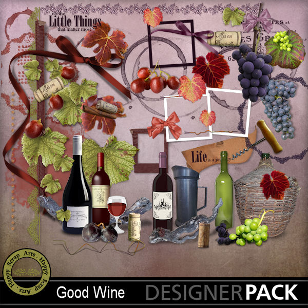 Dec 2016 HSA Good wine kit