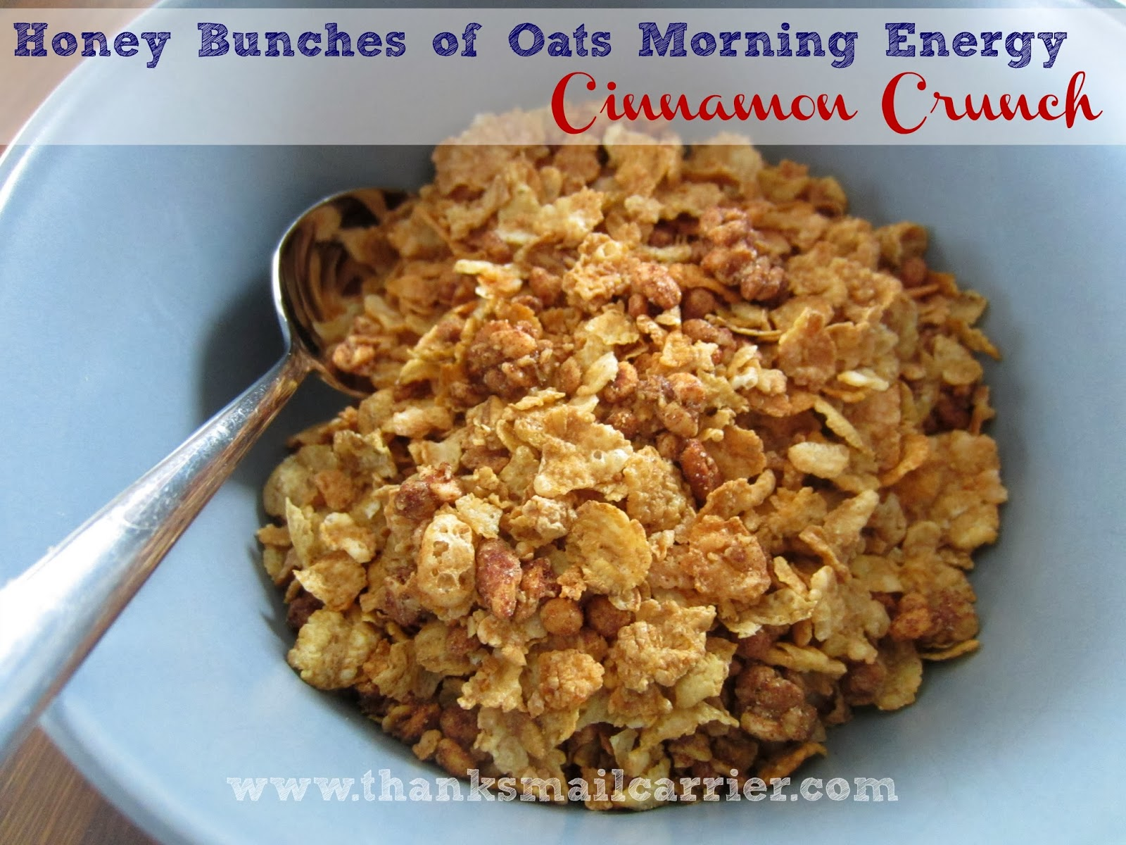 Honey Bunches of Oats Cinnamon