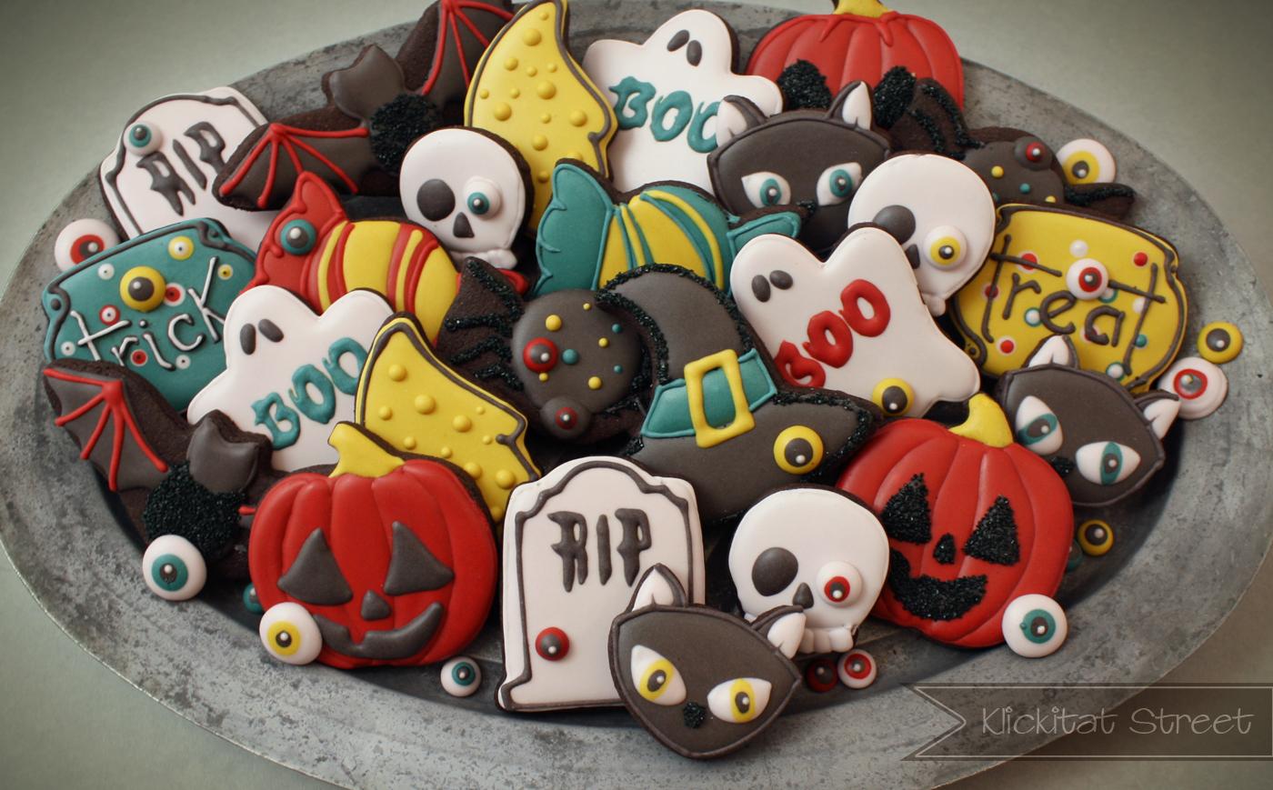 Halloween Color to Die For | Klickitat Street