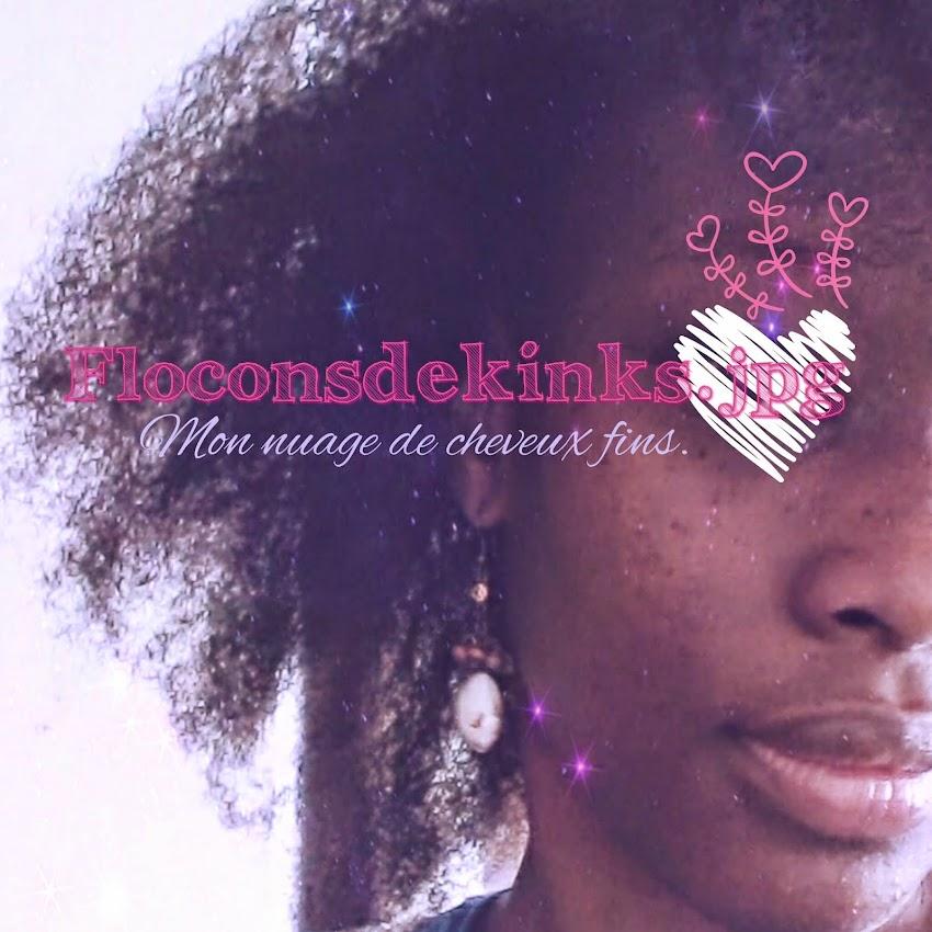 Flocons de Kinks - Mon nuage de cheveux fins