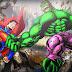Vingadores Vs Liga da Justiça