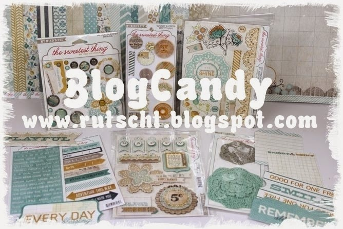 Sorteo o Blog Candy
