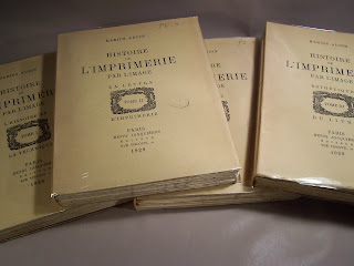 Marius Audin - Histoire de l'imprimerie par l'image dans Bibliophilie, imprimés anciens, incunables marius%2Baudin%2B001