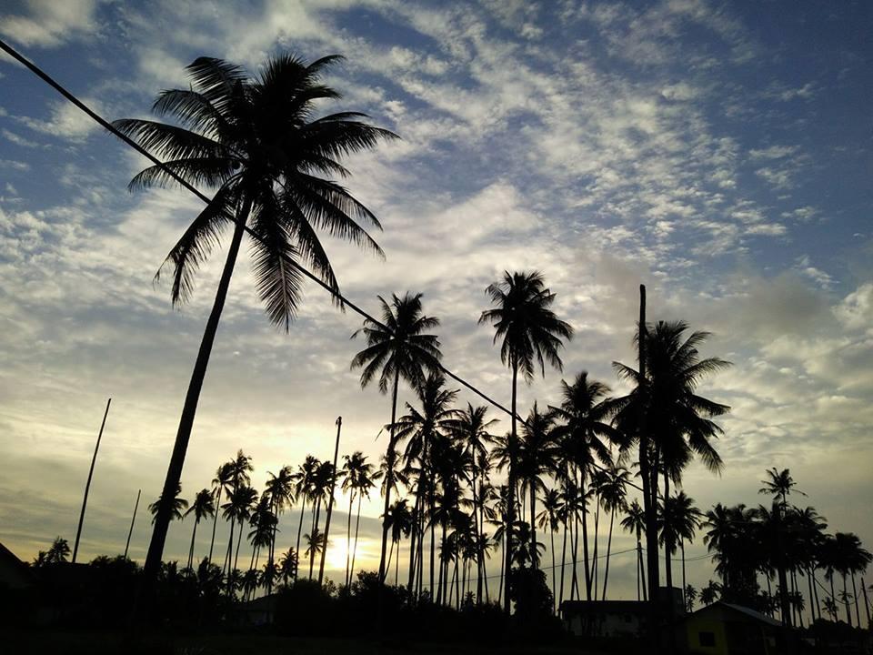 Senja di Sura Hujung