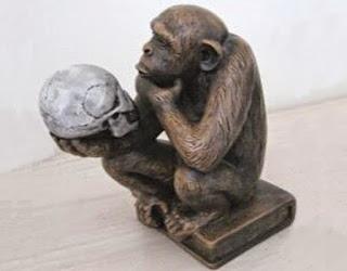 Il macellaio e la scimmia - Lanius et simius (Fedro)