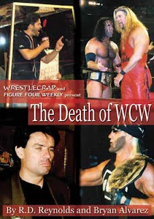 Death of WCW cover and Amazon link