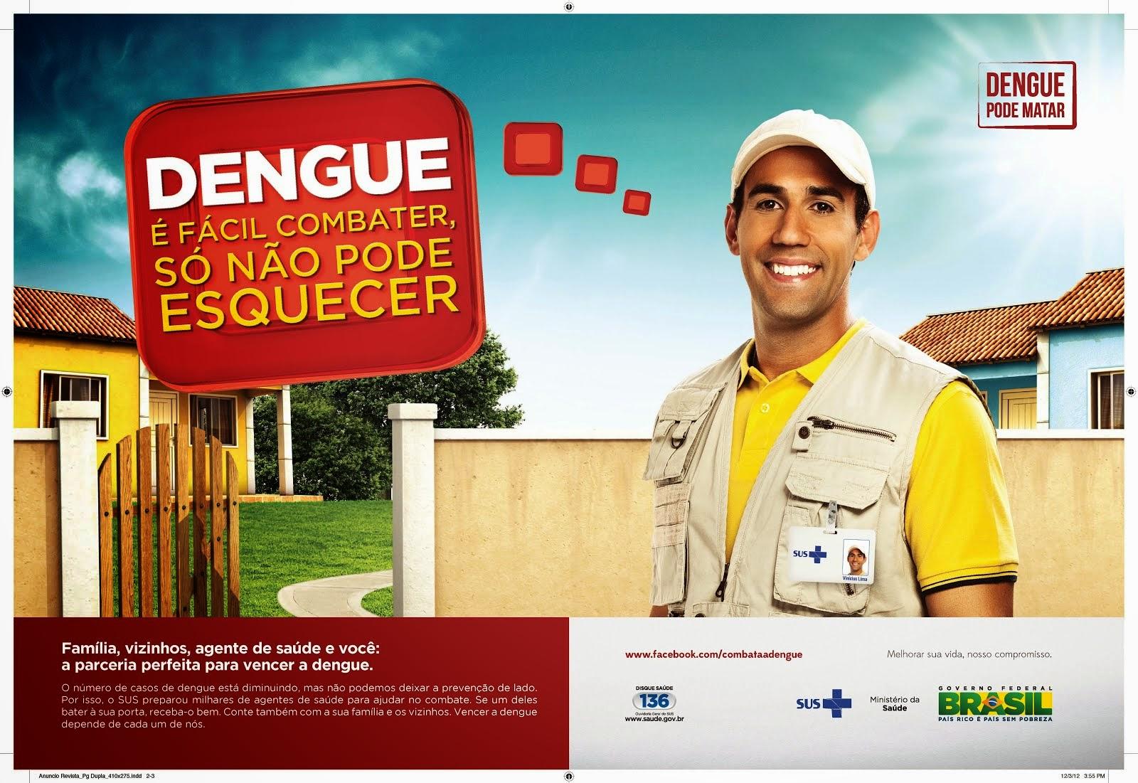 Amparo realiza mutirão contra a Dengue nesta sexta-feira