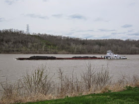 Ohio River Barge