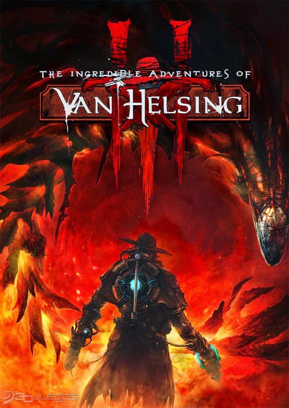 The Incredible Adventures of Van Helsing III pc full español mega