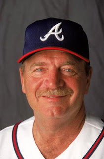 This is Leo Mazzone Ex-Baseball pitching coach for the Atlanta Braves