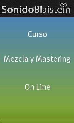 Curso Mezcla Mastering On Line