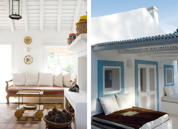 Design Attractor Jacques Grange S Dream House In Portugal