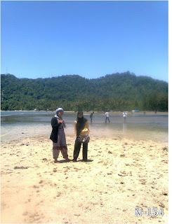 Pantai Air manis, Air Manis Beach, Pulau Pisang Kecil, Banana Island, N-154