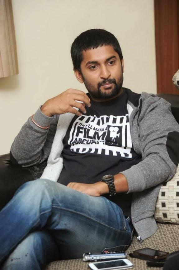 Actor Nani Photos