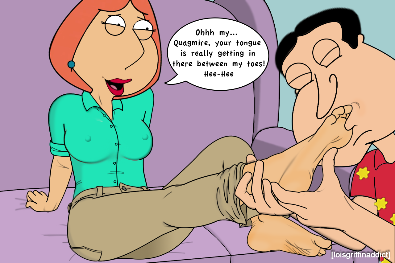 lois griffin naked getting fucked