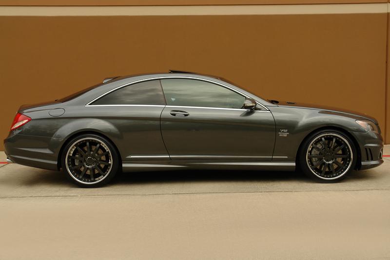 BENZTUNING: 2008 Mercedes-Benz W216 CL65 AMG RENNtech