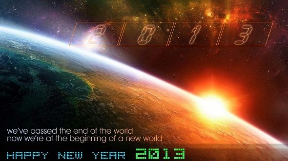 Negara Yang Paling Unik Merayakan Tahun Baru