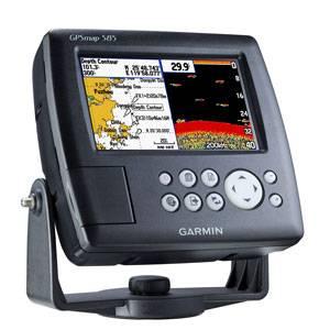 GPS Garmin 585 di batam