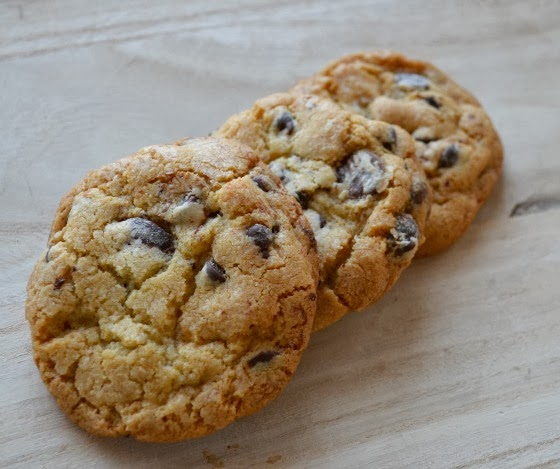 Play Eat Grow: All-American Chocolate Chip Cookie